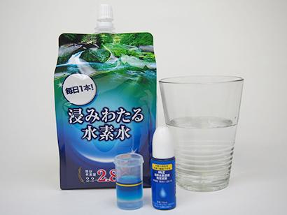 水素水は汗をかきやすくなる