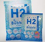 ガウラが出しているH2バブルバスパウダー 水素風呂効果がほんとやばい